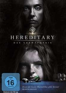 Hereditary - Das Vermächtnis, DVD