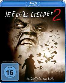 Jeepers Creepers 2 (Blu-ray), Blu-ray Disc