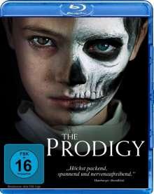 The Prodigy (Blu-ray), Blu-ray Disc