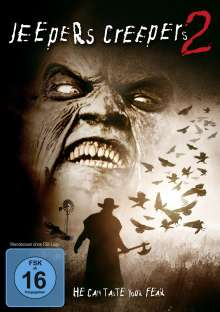 Jeepers Creepers 2, DVD