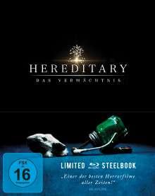 Hereditary - Das Vermächtnis (Blu-ray im Steelbook), Blu-ray Disc