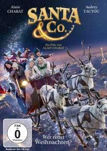 Santa & Co. - Wer rettet Weihnachten?, DVD