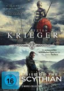Die letzten Krieger / Rise of the Scythian, 2 DVDs
