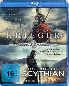 Die letzten Krieger / Rise of the Scythian (Blu-ray), 2 Blu-ray Discs