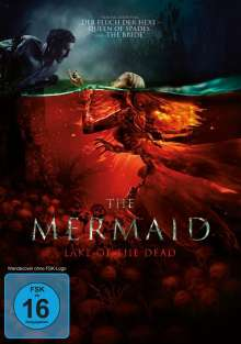 The Mermaid - Lake of the Dead, DVD