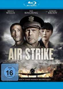 Air Strike (Blu-ray), Blu-ray Disc