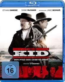 The Kid - Der Pfad des Gesetzlosen (Blu-ray), Blu-ray Disc