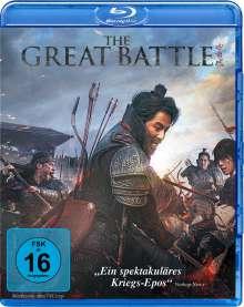 The Great Battle (Blu-ray), Blu-ray Disc