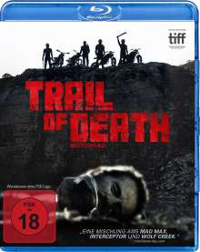 Trail of Death (Blu-ray), Blu-ray Disc