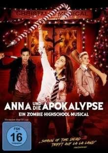 Anna und die Apokalypse, DVD