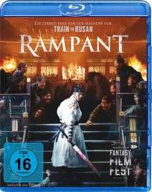 Rampant (Blu-ray), Blu-ray Disc