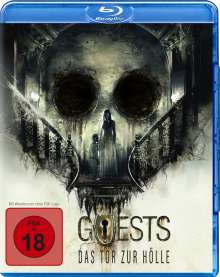 Guests - Das Tor zur Hölle (Blu-ray), Blu-ray Disc
