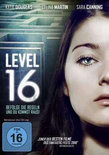 Level 16, DVD