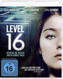 Level 16 (Blu-ray), Blu-ray Disc