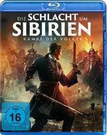 Die Schlacht um Sibirien (Blu-ray), Blu-ray Disc