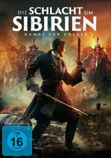 Die Schlacht um Sibirien, DVD
