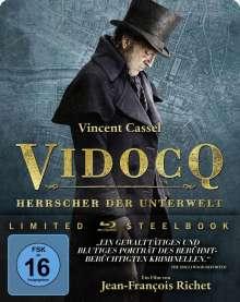 Vidocq (2018) (Blu-ray im Steelbook), Blu-ray Disc