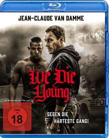 We Die Young (Blu-ray), Blu-ray Disc