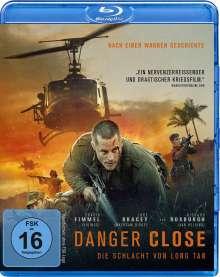 Danger Close - Die Schlacht von Long Tan (Blu-ray), Blu-ray Disc