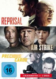 Bruce Willis Triple Feature, 3 DVDs