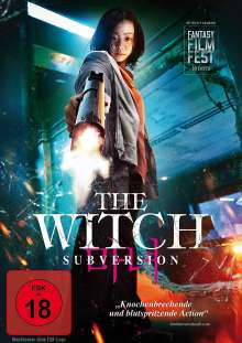 The Witch: Subversion, DVD