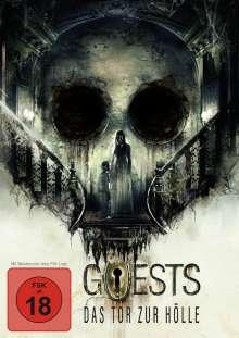 Guests - Das Tor zur Hölle, DVD