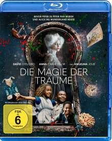 Die Magie der Träume (Blu-ray), Blu-ray Disc