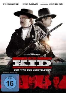 The Kid - Der Pfad des Gesetzlosen, DVD