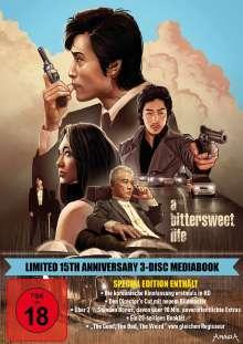 A Bittersweet Life (Limited 15th Anniversary Edition) (Blu-ray im Mediabook), 3 Blu-ray Discs