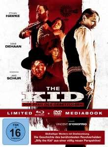 The Kid - Der Pfad des Gesetzlosen (Blu-ray & DVD im Mediabook), Blu-ray Disc
