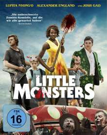 Little Monsters (Blu-ray), Blu-ray Disc