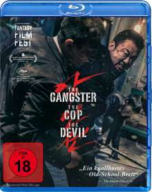 The Gangster, The Cop, The Devil (Blu-ray), Blu-ray Disc