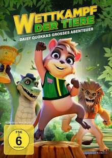 Wettkampf der Tiere - Daisy Quokkas grosses Abenteuer, DVD