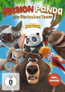 Mission Panda - Ein tierisches Team, DVD