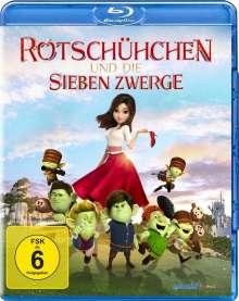 Rotschühchen und die sieben Zwerge (Blu-ray), Blu-ray Disc