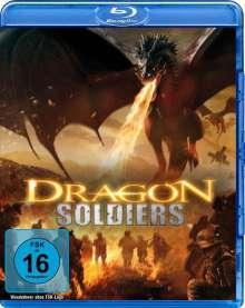 Dragon Soldiers (Blu-ray), Blu-ray Disc