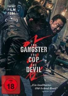 The Gangster, The Cop, The Devil, DVD