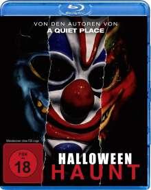 Halloween Haunt (Blu-ray), Blu-ray Disc