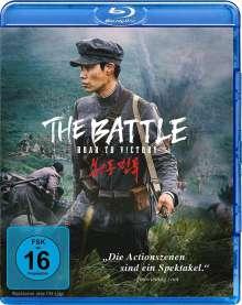 The Battle: Roar to Victory (Blu-ray), Blu-ray Disc