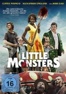 Little Monsters, DVD