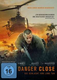 Danger Close - Die Schlacht von Long Tan, DVD