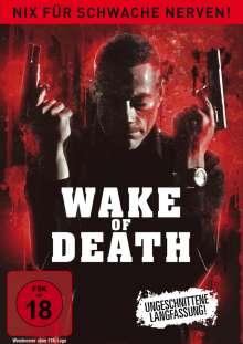 Wake of Death, DVD