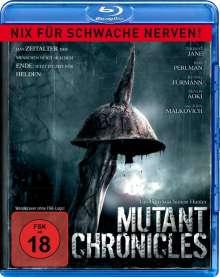 Mutant Chronicles (Blu-ray), Blu-ray Disc