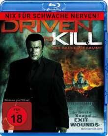 Driven to Kill (Blu-ray), Blu-ray Disc