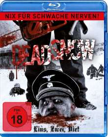 Dead Snow (Blu-ray), Blu-ray Disc