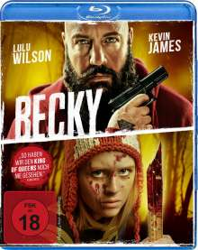 Becky (Blu-ray), Blu-ray Disc