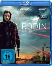 Rodin (Blu-ray), Blu-ray Disc