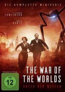 The War of the Worlds - Krieg der Welten (TV-Serie), DVD