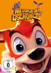 Ab durch den Dschungel, DVD