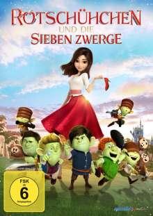 Rotschühchen und die sieben Zwerge, DVD